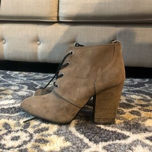 BCBG Generation Tan Boots
